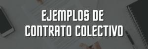 Ejemplos de contrato colectivo de trabajo en PDF